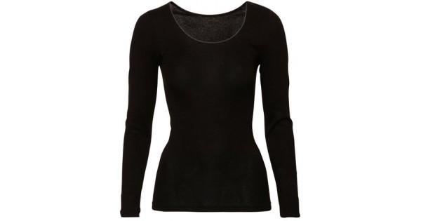 0c12d0e72ea Ten Cate Shirt met lange mouwen-zwart